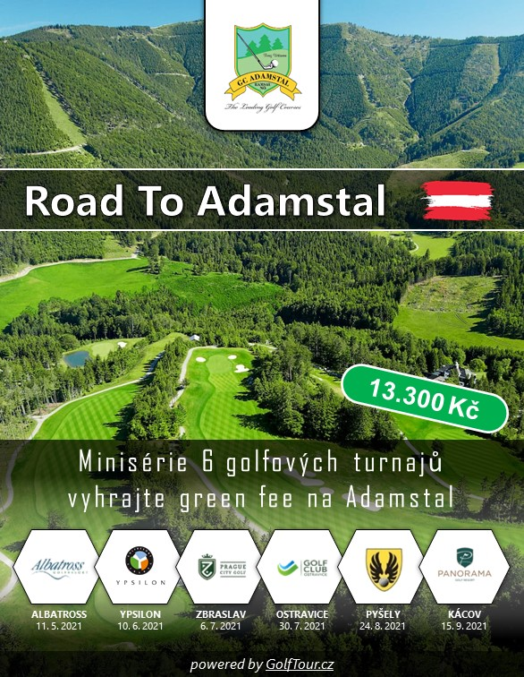 Road to Adamstal Golf Tour